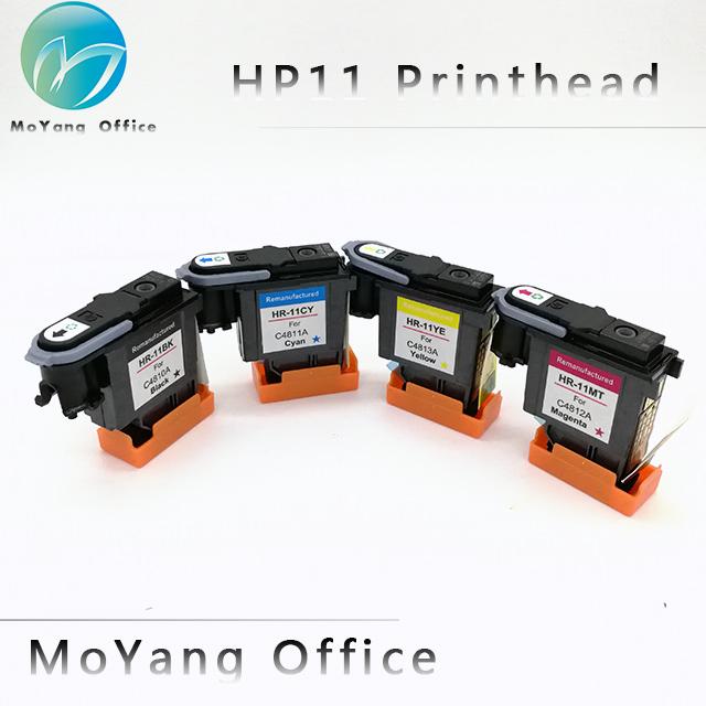 Hight quality for hp11 printhead C4810A C4811A C4812A C4813A for hp BusinessInkjet1000,BusinessInkje