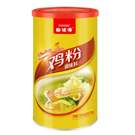 MIMIDO Chicken Flavour Powder