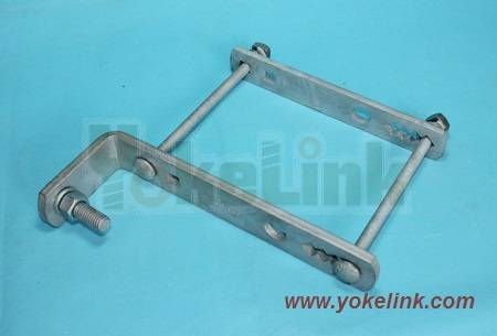 Cutout & Arrester Bracket