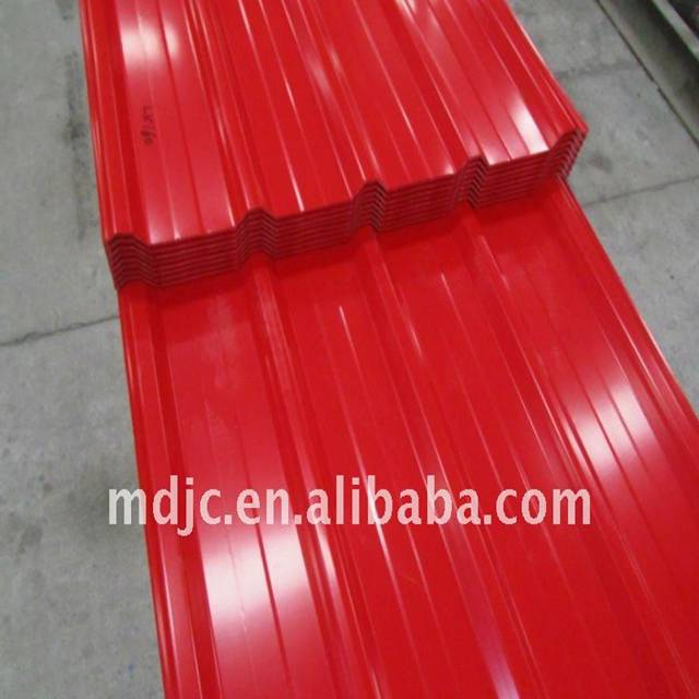 Factory Price Colored Metal Roofing Sheet Panel