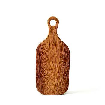 Coconut Wood Cutting Serving Board