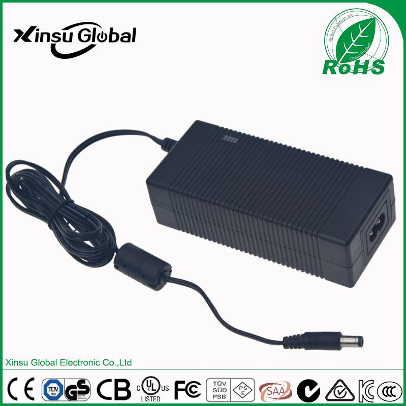 14.6V4A charger for 12.8V LiFePO4 battery with CE
