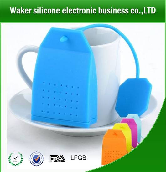 silicone tea infuser bag