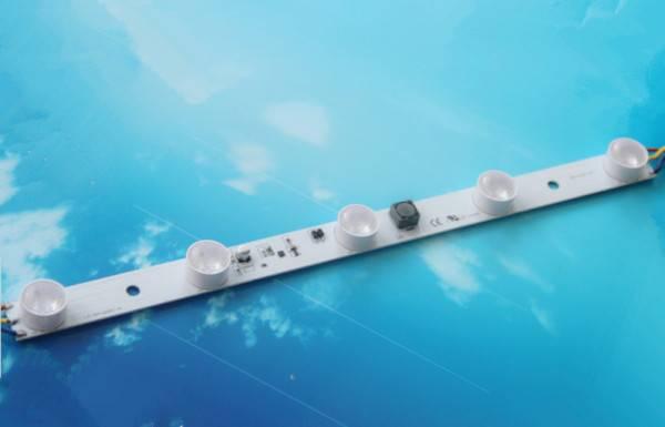 5leds Cree led strip rigid bar