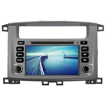 TOYOTA new land cruiser 100 car DVD player with USB SD Radio factory