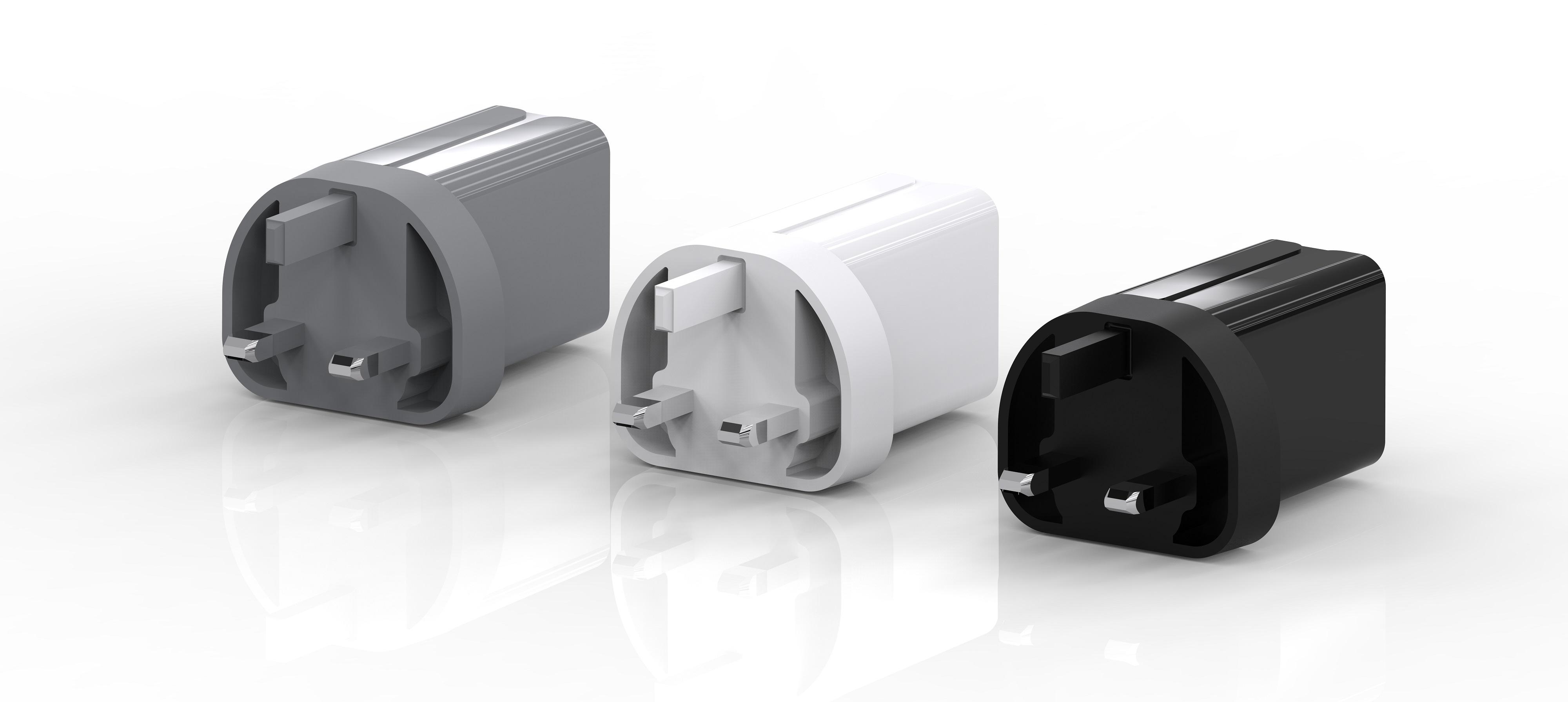 TS15A 5V/3.4A Dual USB Ports Car Charger