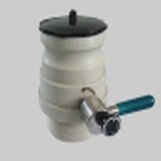 PPH flexitank butterfly valve