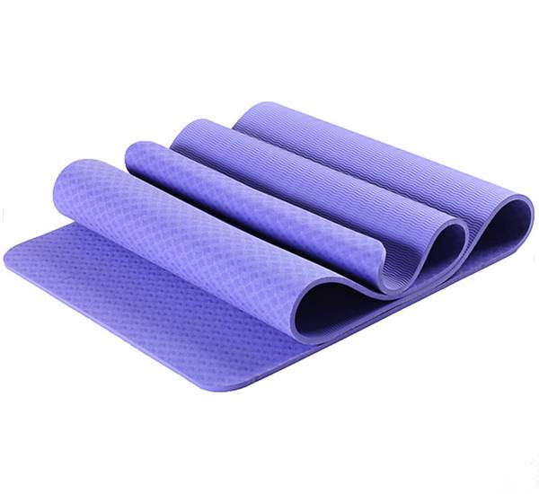 Exercise PRINTED Yoga Mat - Choose Your Color