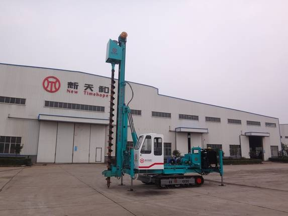 ZXL10 Crawler Small Spiral Drilling Machine