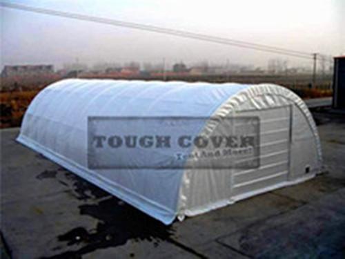 9.15m(30') Wide Dome Storage Tents, 30x40x15, 30x65x15, 30x85x15