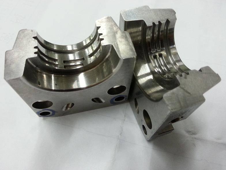 Non-standard mould parts