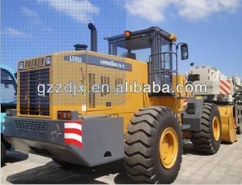 6ton lonking wheel loader LG862