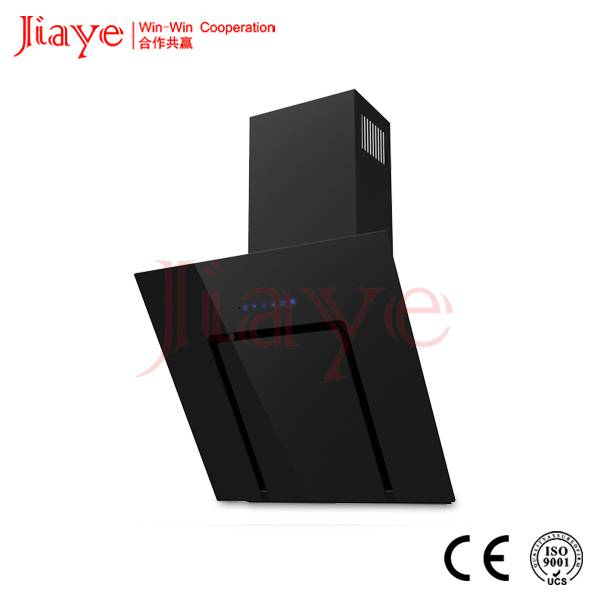 Low noise auto open cooker hood elegent design made in china JY-C9118