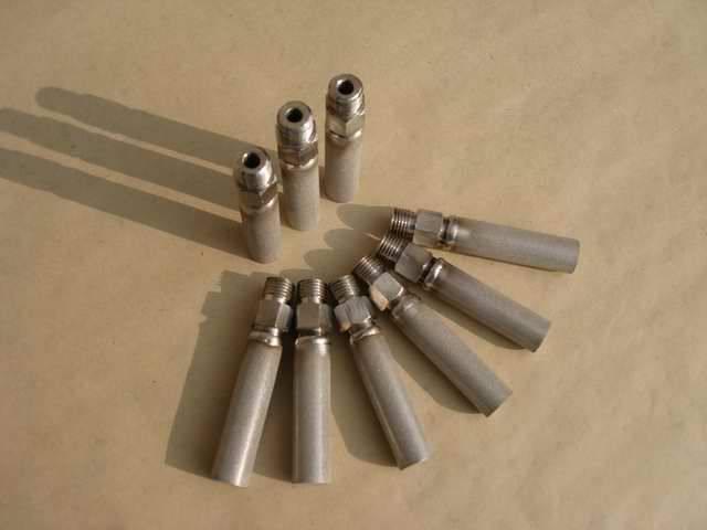 6layers sintered metal mesh filter