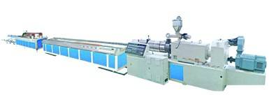 PVC Foaming Plastic-Wood Profile making line