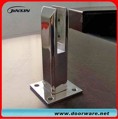 Square Glass Spigot(YK-9527A)