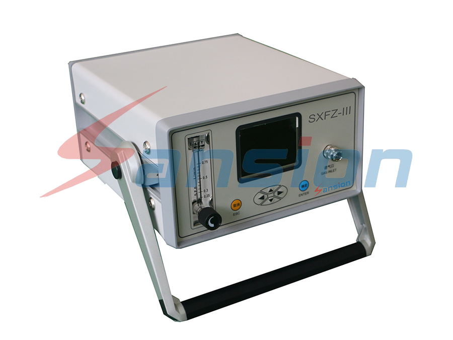 SF6 GAS ANALYZER (5-IN-1) SXFZ-III