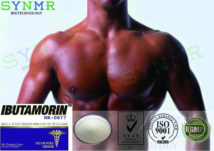 Bulk Powders SARMs MK677