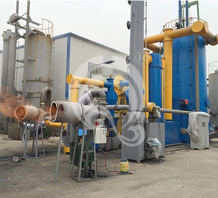 City Waste Plastic Gasifier, Garbage Gasifier, MSW Gasifier Price , Biomass Gasifier