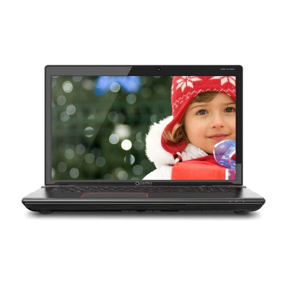 Toshiba  17.3-Inch 3D Laptop