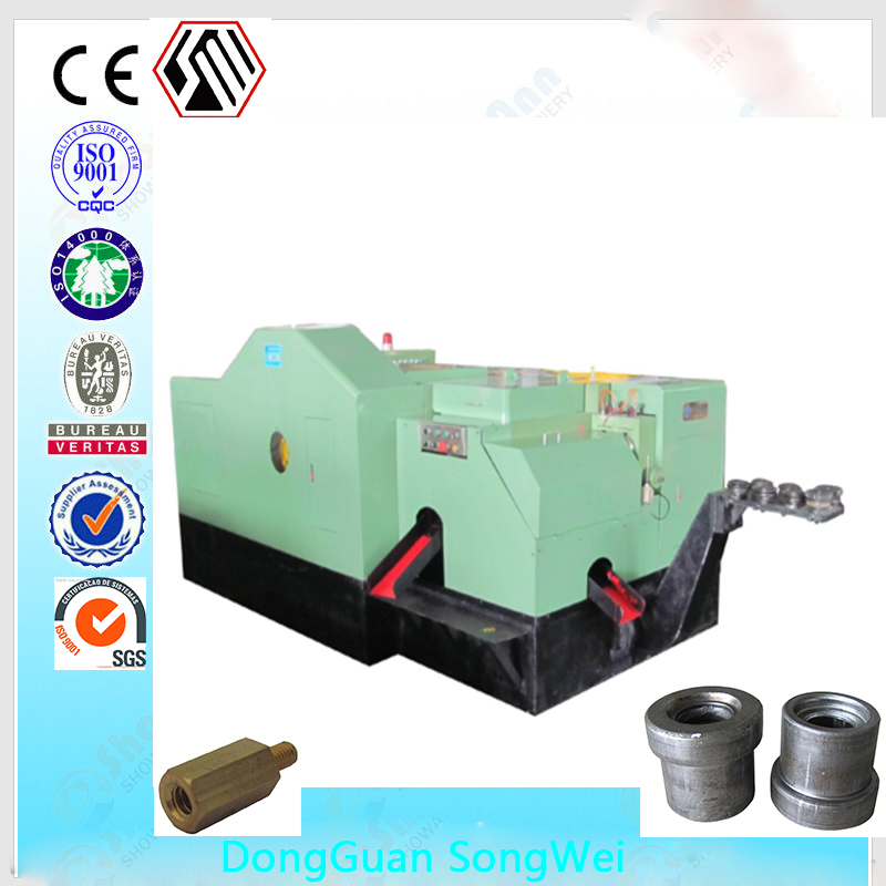 TaiWan 11B6S High speed cold heading forging machine