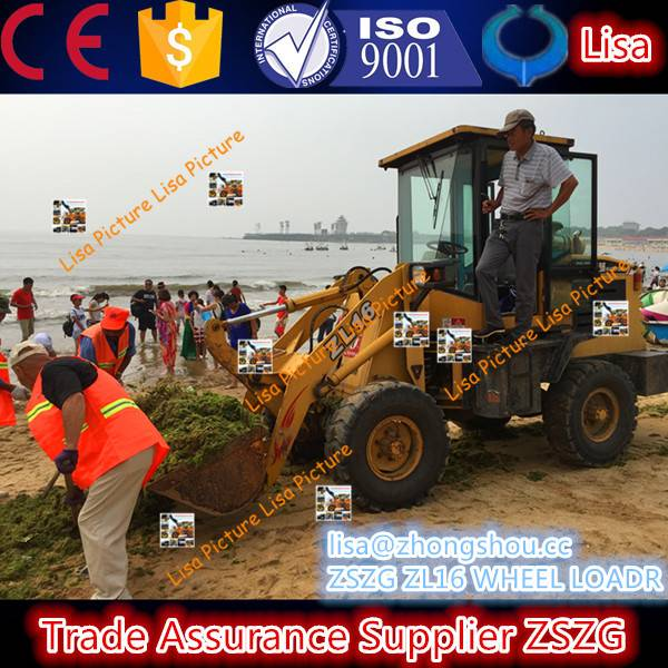 ZSZG 2015 CE,ISO PASSED wheel loader 916