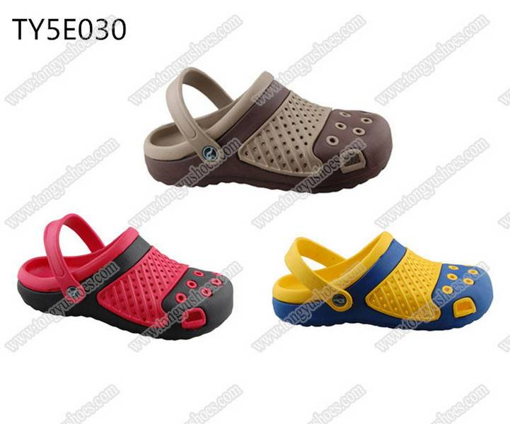 cheapest wholesale brand name men's eva garden clogs shoes