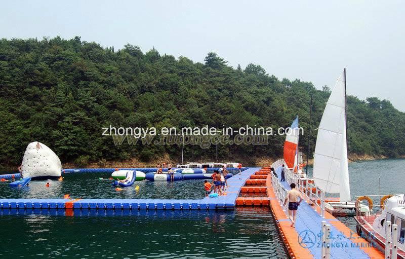 Water Floating Plastic Bridge in Multifunction
