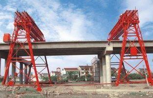 Truss Double Girder Gantry Crane for Bridge Construction