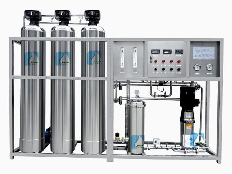 Water Treatment RO Plant / Brackish Water Treatment Equipment