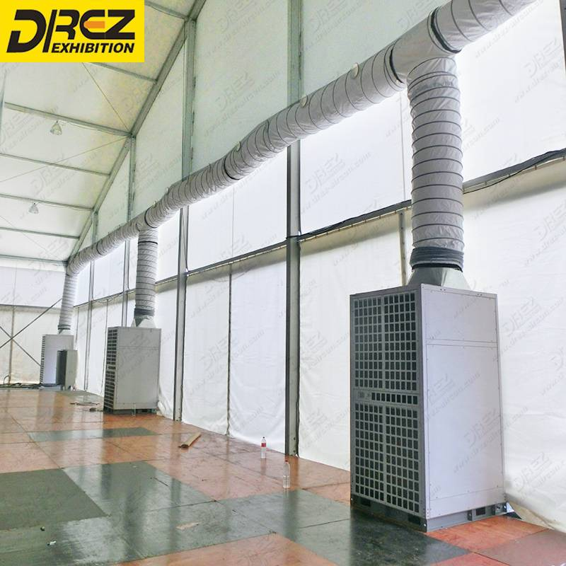 Drez 15hp Floor Standing Portable Air Conditioner for Trade Show with CE Certificate