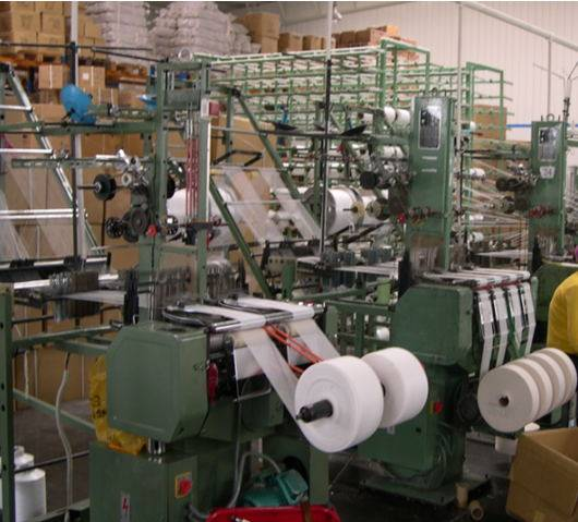 Medical Bandage Weaving Machine