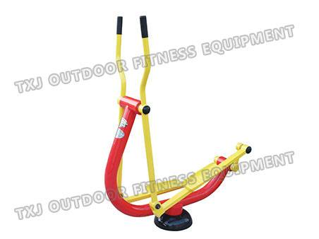hot sale outdoor fitness equipment for body building-Elliptical Trainer