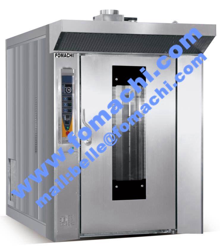 Disel rotary rack oven FMX-RF16O