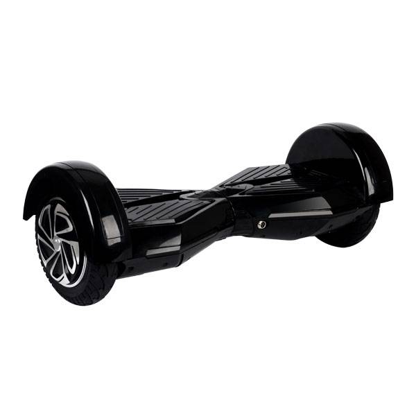 2016 hot selling 8 Inch Electric two wheel balance board with LED Bluetooth Speaker .