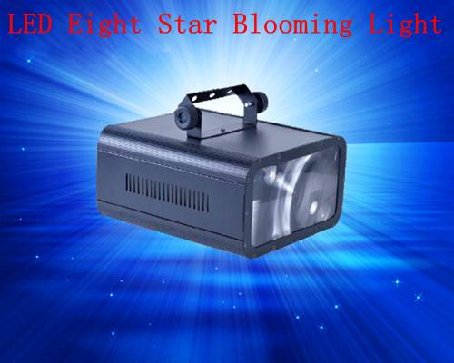 Stage Lighting LED 8stars Blooming Light