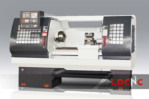 CK6142 light duty CNC lathe machine export