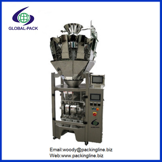 Vertical Form Fill Seal and Multi-head Packing machine