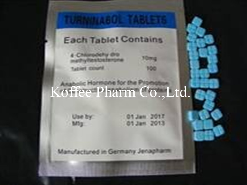 Turninabol(10mg/tablet,100tablets/pack) stack