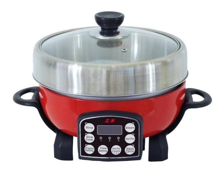 Model#DHG0512 electric hot pot cooker