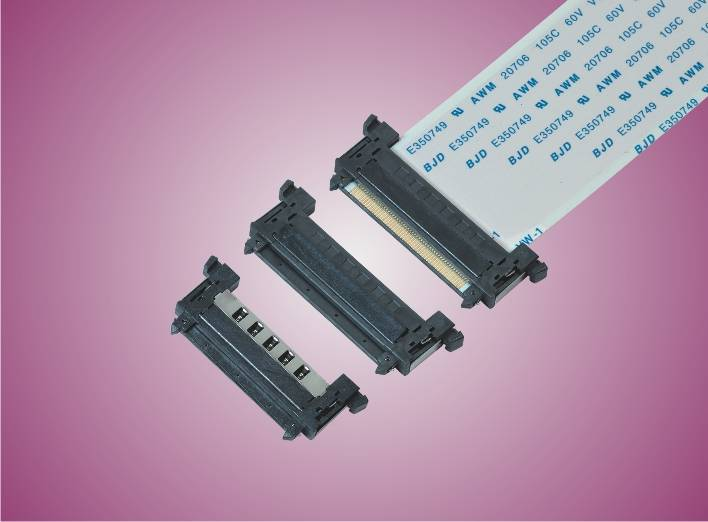 0.5mm Pitch LVDS Connectors