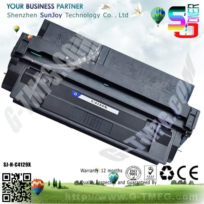 Sunjoy 29X toner cartridge C4129X compatible forHP Laserjet 5000 5100 5100tn