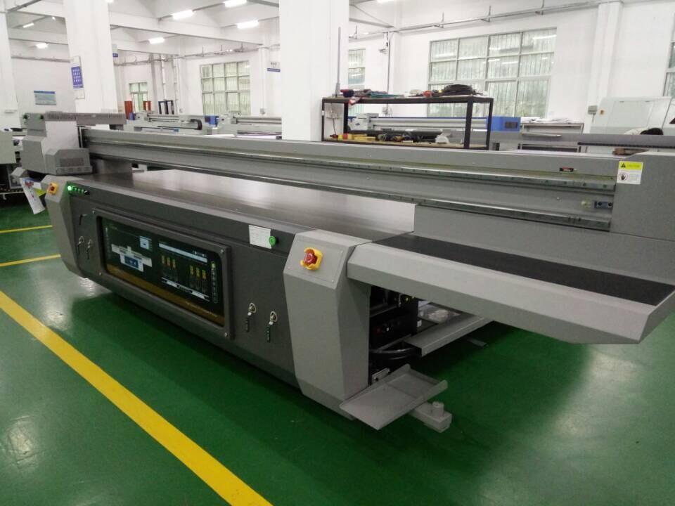 High resolution pvc board uv printer