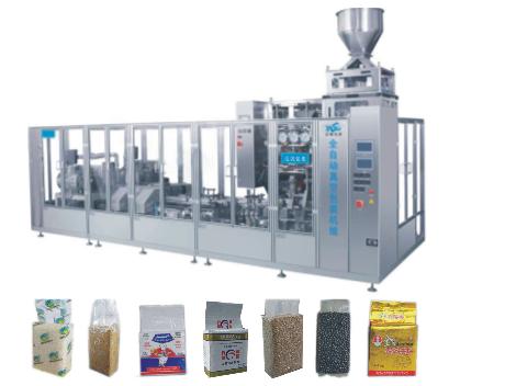 fully auto 1kg yeast vacuum packaging machine
