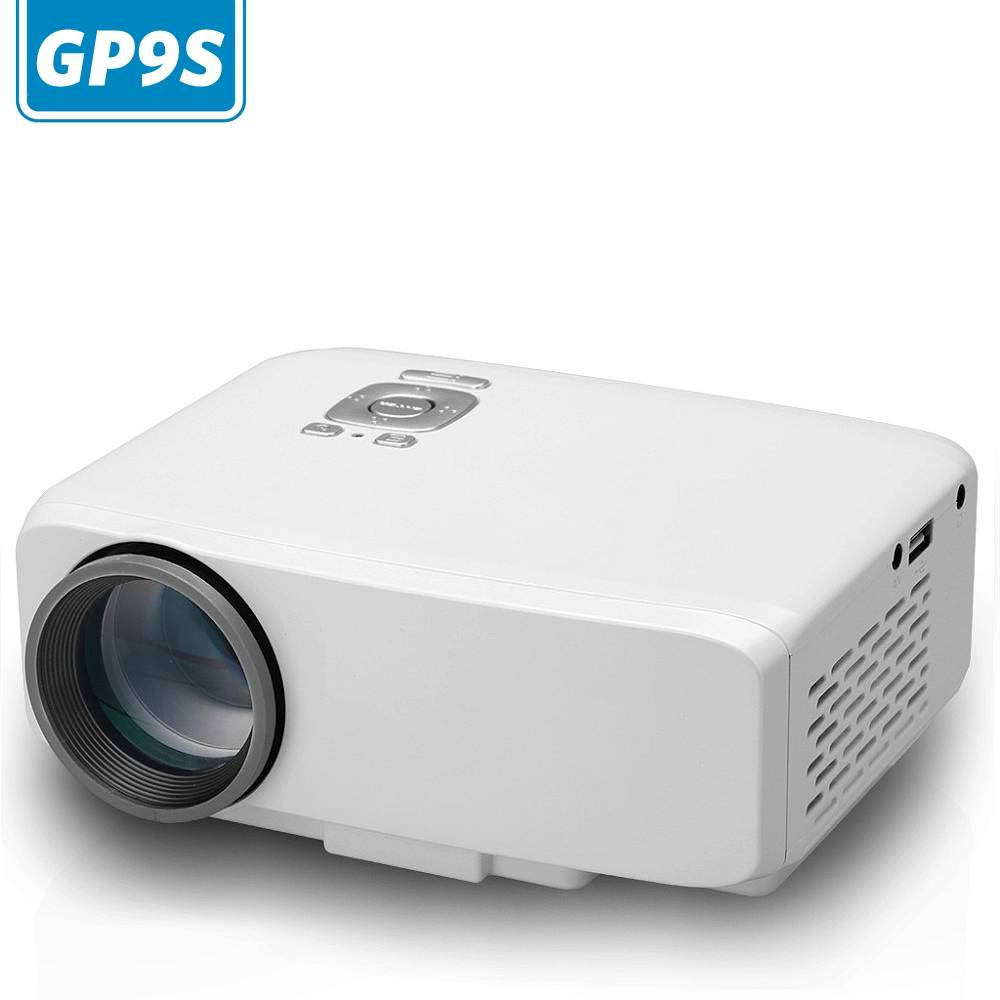 simplebeamer GP9S video game projector 800 lumens,mini led portable Micro projector than DLP Project