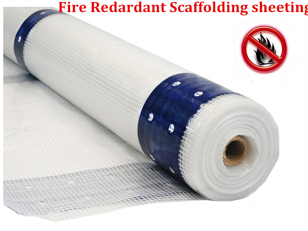 Scaffold Poly Sheeting
