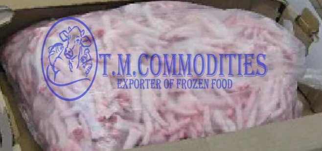 Frozen Chicken Feet Grade A Quality