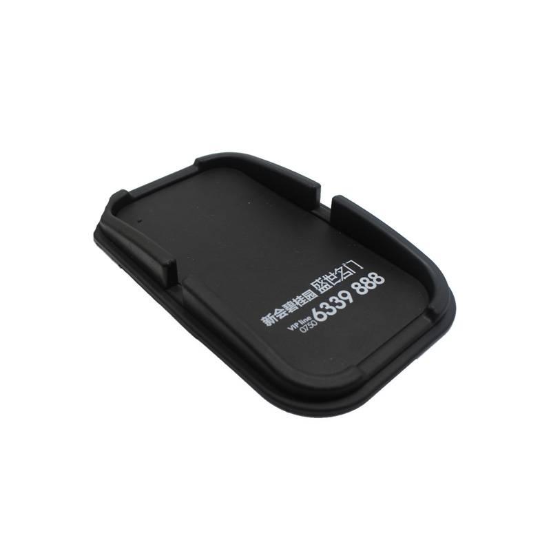 pvc non skid mat for GPS phone