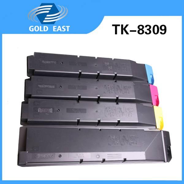 Hot selling compatible kyocera toner kit TK-8309