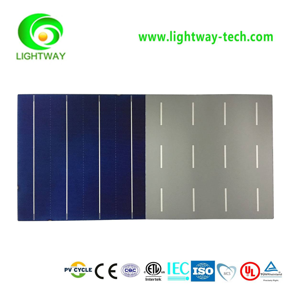 wholesale A grade and B grade 3bb and 4bb polycrystalline and monocrystalline pv silicon solar cell